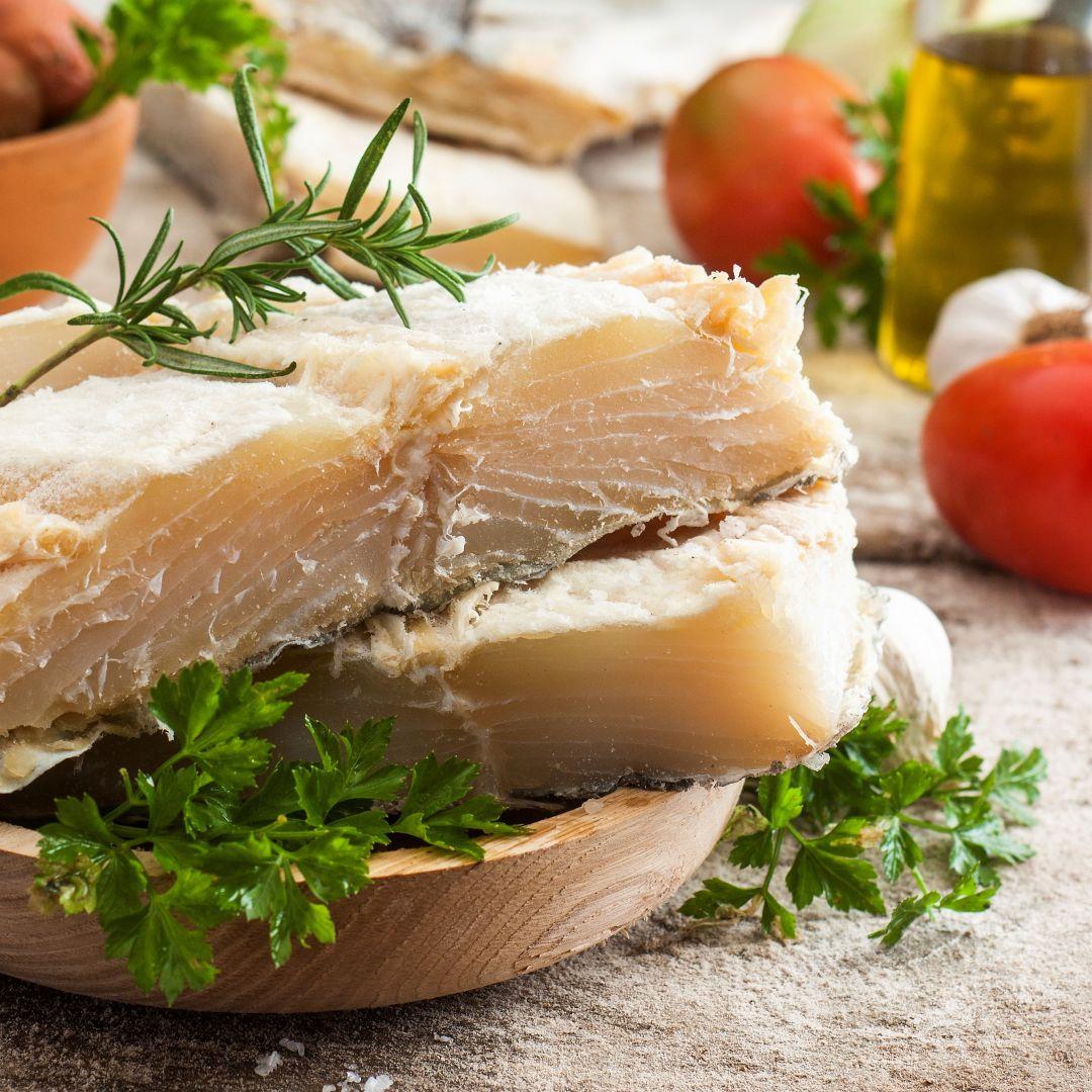 bacalao ingrediente arroz cremoso con cocohas