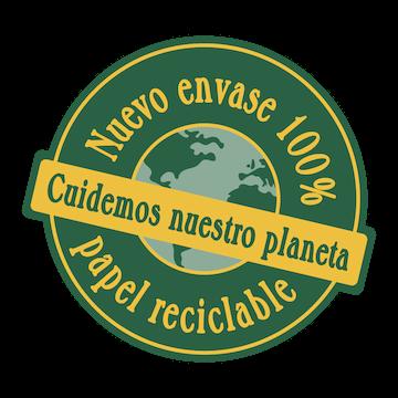 Sello envase 100% reciclable