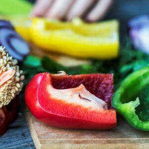 pimientos-paella-de-verduras