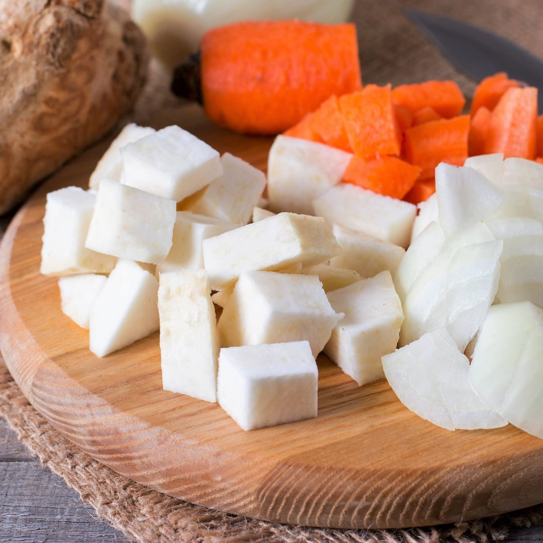 verdura zanahoria-cebolla-puerro-api
