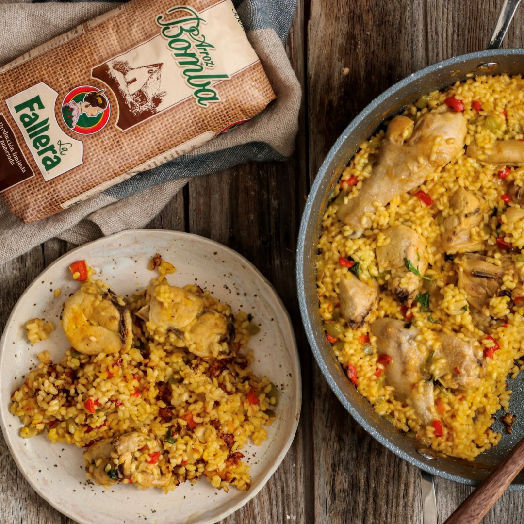 Arroz con pollo by Delicious Martha