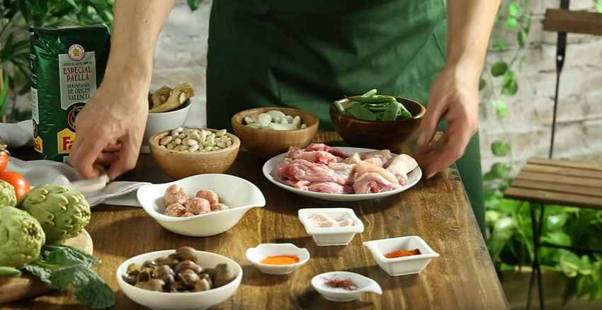 pollo-conejo-receta-paella-safor