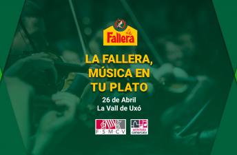 La Fallera, música en tu plato