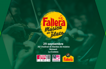 Festival de bandas en Moixent