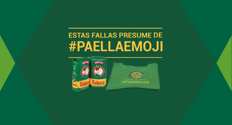 HABEMUS #PAELLAEMOJI