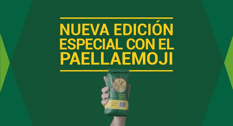 Arroz La Fallera lanza una Edición Especial con el #PaellaEmoji