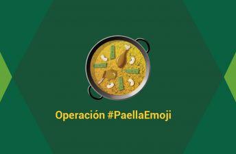 Operación #PaellaEmoji