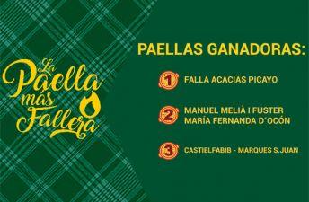 Paella más Fallera
