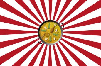 Operación PaellaEmoji - rumbo Japón