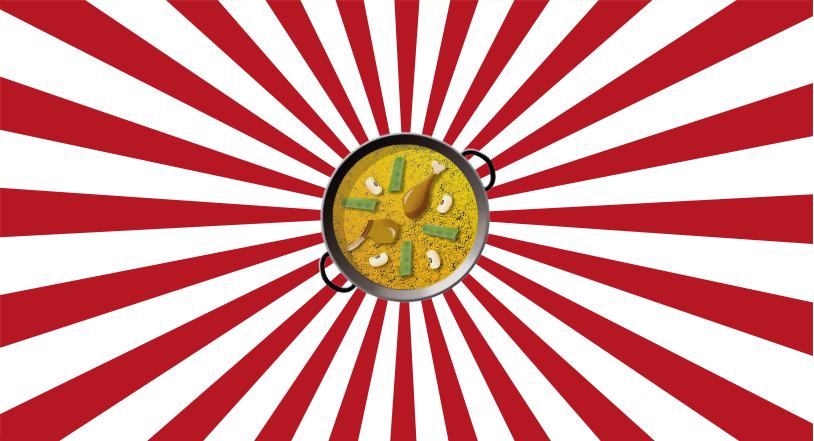 Operación #PaellaEmoji – rumbo Japón