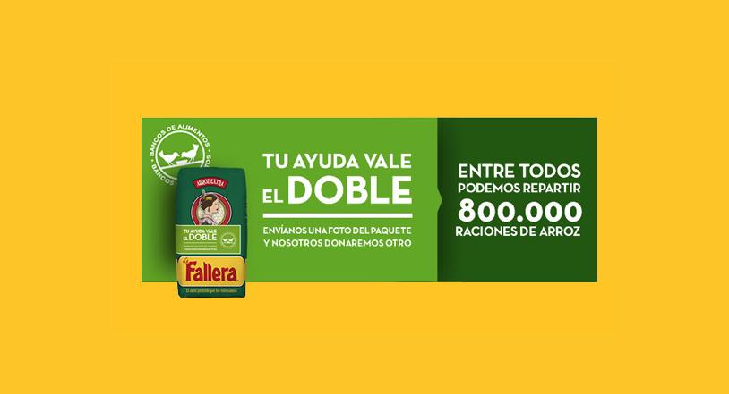 Campaña para la recogida de alimentos 2014