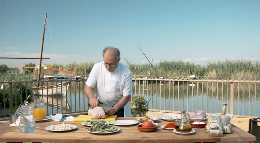 Descubre las seis recetas maestras de paella valenciana