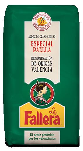 Arroz D.O. de Valencia Especial Paellas