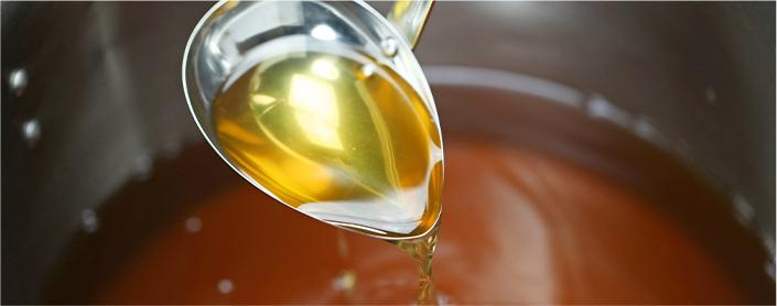 Añadimos aceite de oliva a la sartén